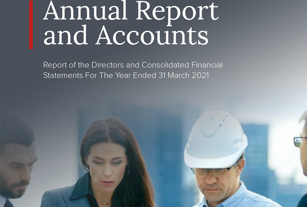 Final Results and Audited Annual Report and Accounts for the Year to 31 March 2021